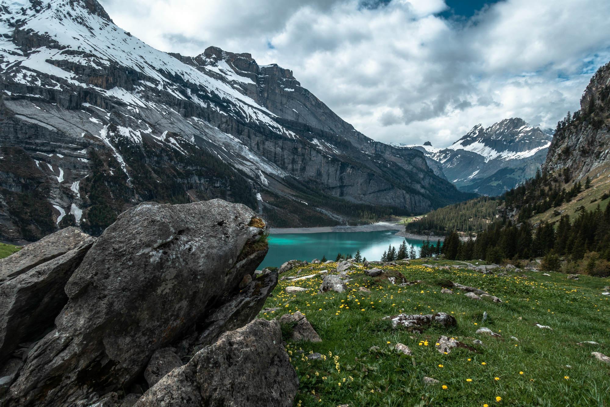 ELVEȚIA   Fascinația Alpilor
